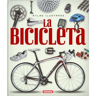 La bicicleta. Atlas ilustrado