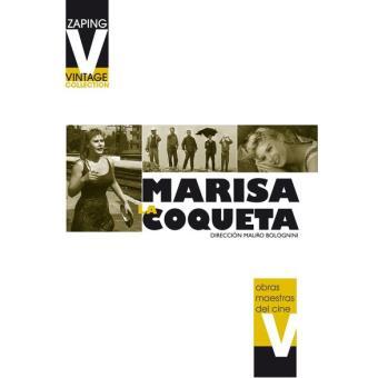 Marisa, la coqueta - DVD