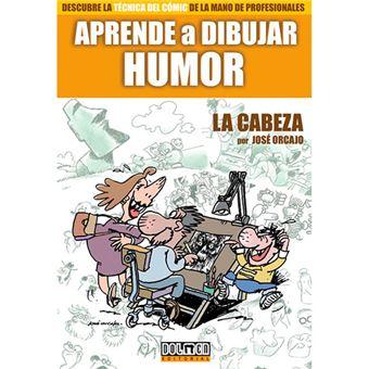 La cabeza - Aprende a dibujar humor