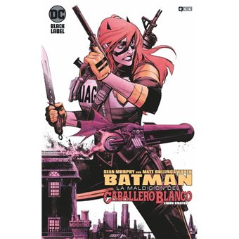 Batman: La maldición del Caballero Blanco núm. 04 (de 8)