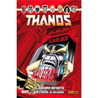 Thanos - El abismo infinito