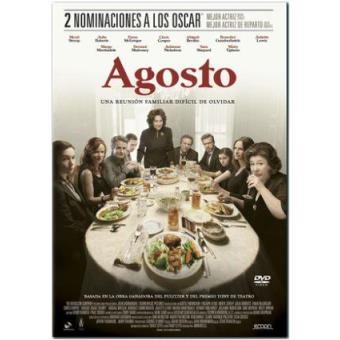 Agosto - DVD