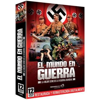 Pack El mundo en guerra - DVD