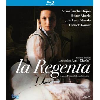 La Regenta - Blu-Ray