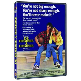 De hombre a hombre - DVD