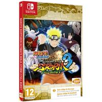 Naruto Shippuden: Ultimate Ninja Storm 3 Nintendo Switch
