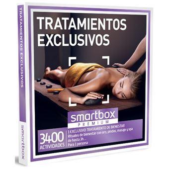 Caja Regalo Smartbox - Tratamientos exclusivos