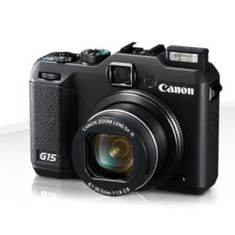 Canon Powershot G15 Cámara Compacta Digital
