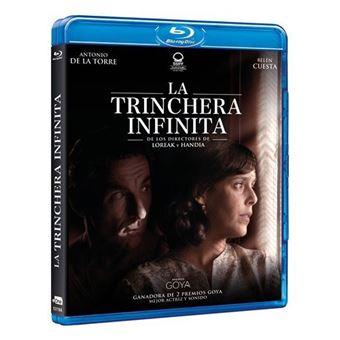 La trinchera infinita - Blu-ray