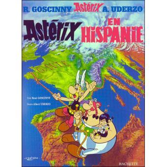 Astérix Nº 14 en Hispanie