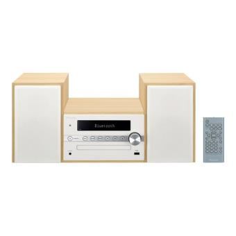 Microcadena Bluetooth Pioneer X-CM56 Blanco