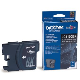 Brother LC1100BKBP Tinta negra