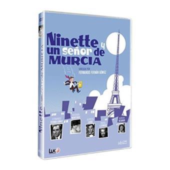 Ninette y un señor de Murcia - DVD