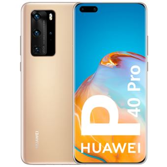 Huawei P40 Pro 6,58'' 256GB 5G Oro