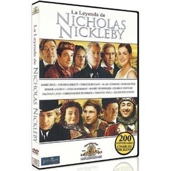 La leyenda de Nicholas Nickleby - DVD
