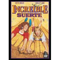 Increíble Suerte - DVD