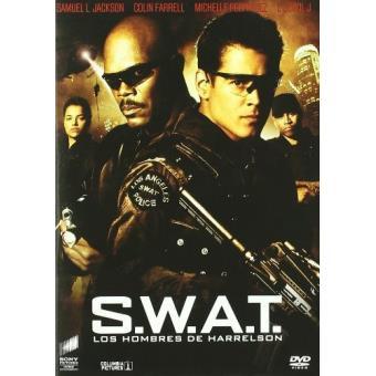 SWAT: Los hombres de Harrelson - DVD