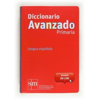Diccionario avanzado Primaria 2012