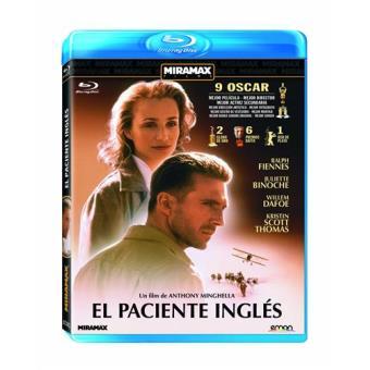 El paciente inglés - Blu-Ray