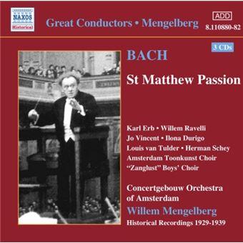 St.matthew passion 1939