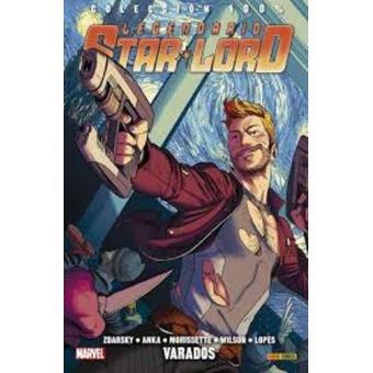 100% Marvel. Legendario Starlord   3