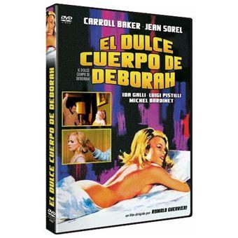 El dulce cuerpo de Deborah - DVD