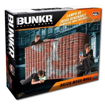 BUNKR Brick Mega Wall