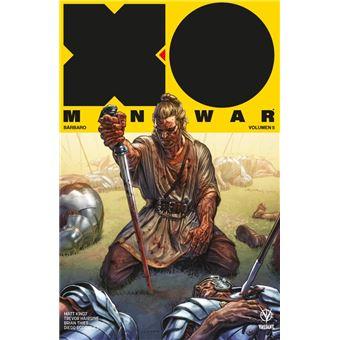X-O Manowar 5