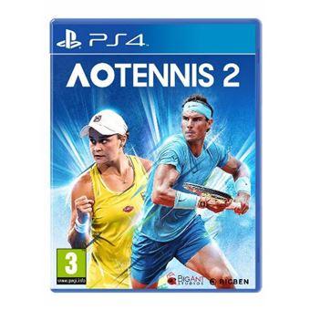 AO Tennis 2 PS4