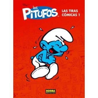 Los Pitufos. Las tiras cómicas 1