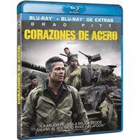 Corazones de acero - Blu-Ray + Blu-Ray Extras