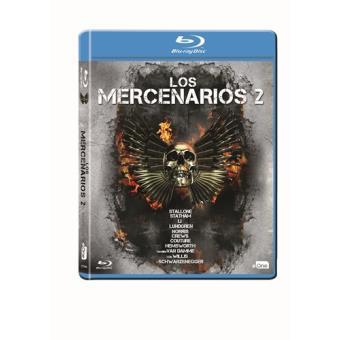 Los Mercenarios 2 - Blu-Ray