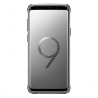 Funda Samsung Protective Stand Plata para Samsung S9+