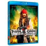 Piratas del Caribe 4 (Blu-Ray)