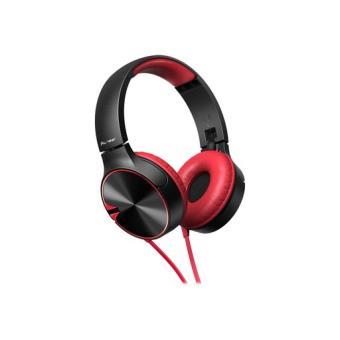 Auriculares Pioneer SE-MJ722T Rojo