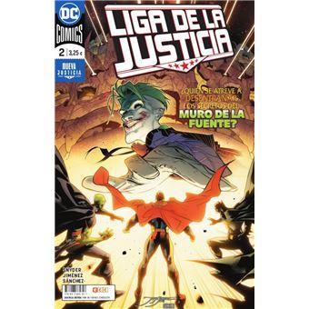 Liga de la Justicia Núm 80/2