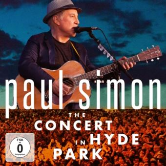 The Concert in Hyde Park (CD + DVD)