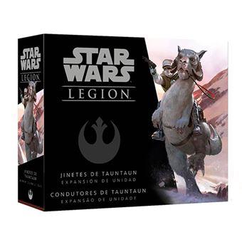 Expansión de unidad Star Wars Legión - Jinetes de Tauntaun