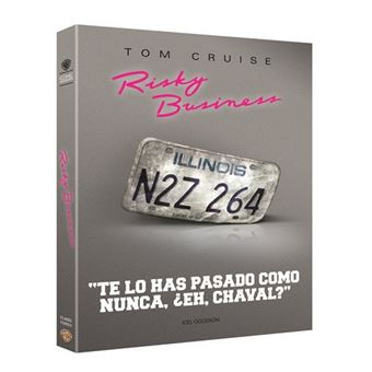 Risky Business - Ed Iconic - Blu-Ray