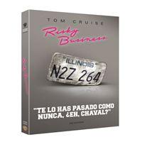 Risky Business  Ed Iconic - Blu-Ray