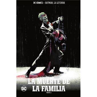 Batman, la Leyenda 24. La Muerte de la Familia Parte 2
