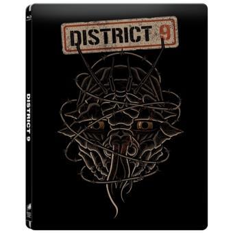 District 9 - Steelbook Blu-Ray