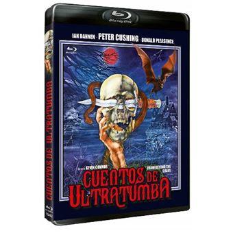 Cuentos de Ultratumba - Blu-Ray