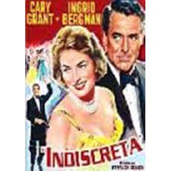 Indiscreta - DVD
