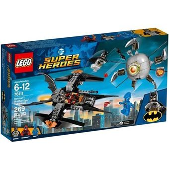 LEGO DC Super Heroes 76111 Batman™: Asalto Final contra Brother Eye™
