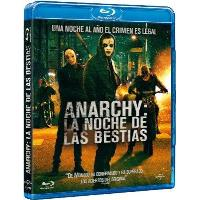 Anarchy: La noche de las bestias - Blu-Ray