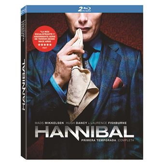 Hannibal - Temporada 1 - Blu-Ray