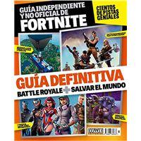 La guía definitiva de Battle Royale + Salvar el mundo