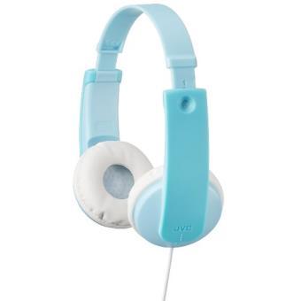Auriculares infantiles  JVC HA-KD7 Tinyphones Turquesa