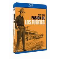 Pasión de los fuertes - Blu-Ray